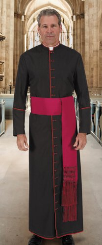 Custom Year Rounder Mass Cassock