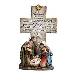 12 inch H A Savior Is Born