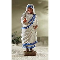 8 inch Toscana Saint Teresa Statue