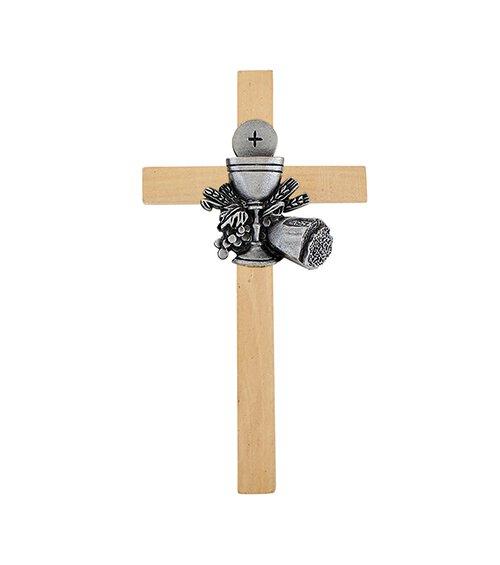 "James Brennan™ 6"" First Communion Chalice Cross - 4/pk"