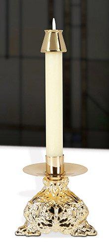 Trinity Resin Candlestick