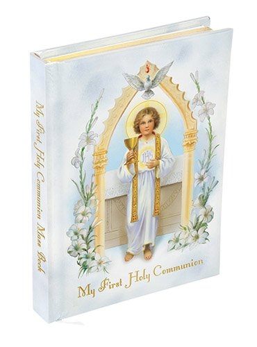 Jesus, Pure and Holy First Communion Mass Book