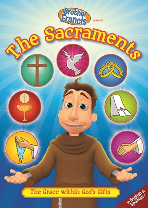 Brother Francis DVD Series: The Sacraments