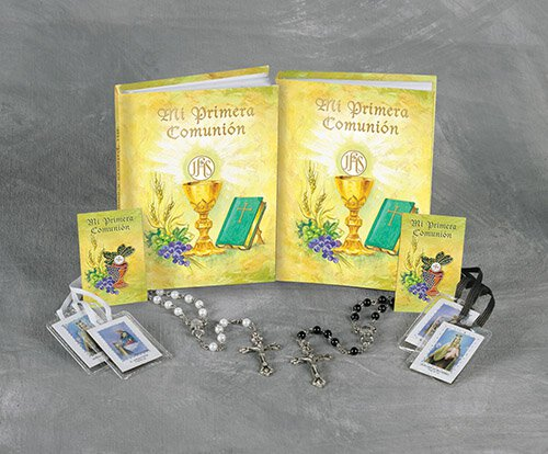 Pan de Vida First Communion Gift Set