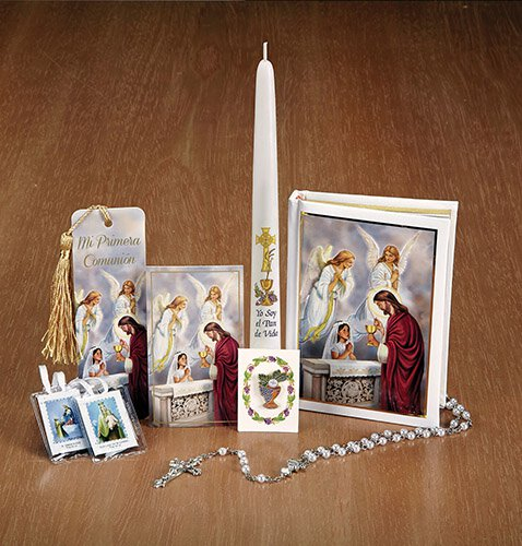 Sacramentos Sagrados Deluxe First Communion Boxed Set