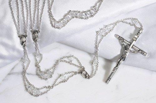 Ladder Lasso Rosary