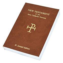 St. Joseph NAB New Testament Vest Pocket Edition