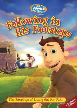 Brother Francis DVD Series: Following in His Footsteps
