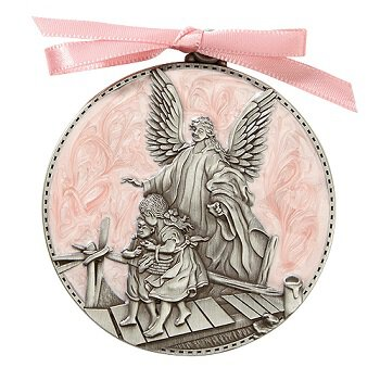 Catholic gifts baby and children gifts autom crib medals negle Choice Image