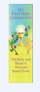 Communion Bookmark - 25/pk