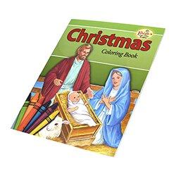 St. Joseph Coloring Book- Christmas