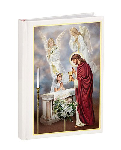 Blessed Sacraments Mass Book - Girl