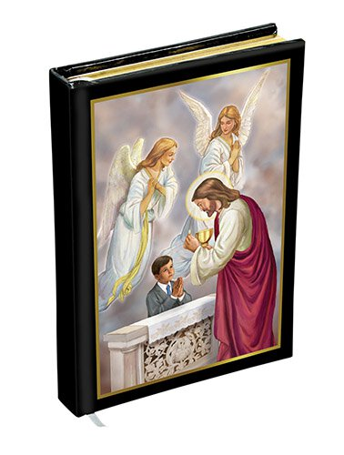 Sacramentos Sagrados Mass Book - Boy
