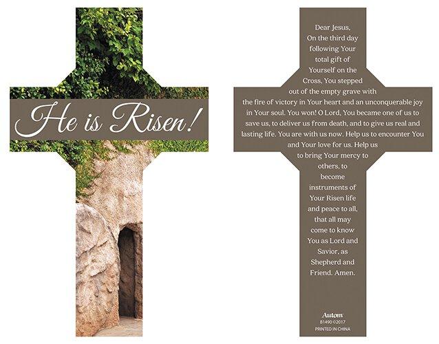 He is Risen! Bookmark - 100/pk