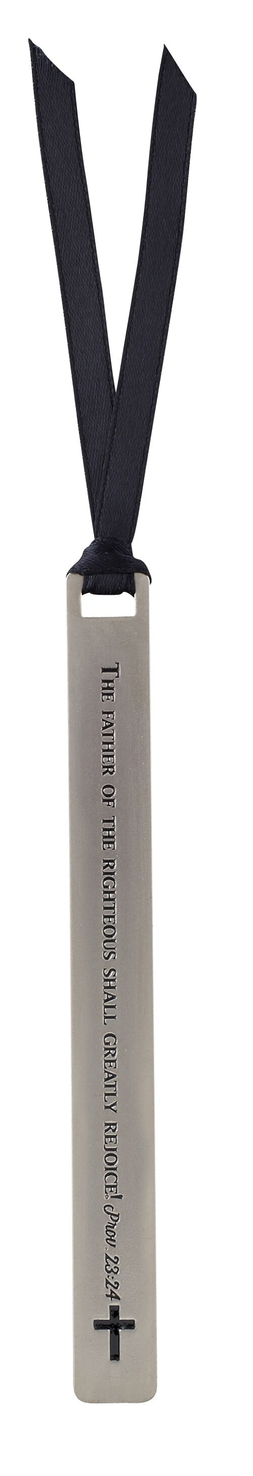 Father of the Righteous Antique Finish Bookmark - 12/pk