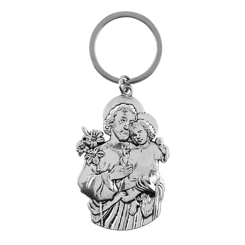 St. Joseph and Child Key Chain - 12/pk
