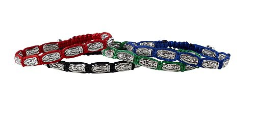 Our Lady of Guadalupe Bracelet Assortment (4 Asst) - 12/pk