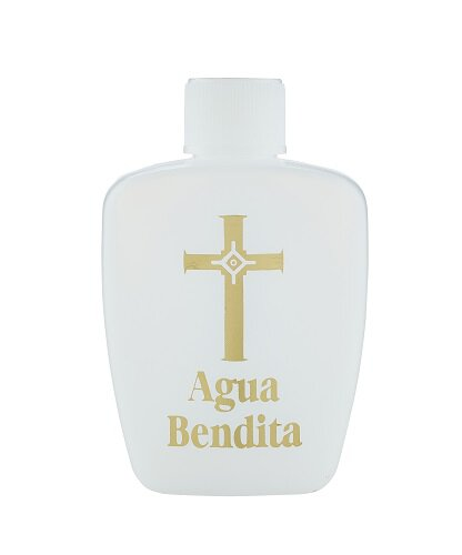 Water Bottle In Spanish: Holy Water Bottle (Spanish)