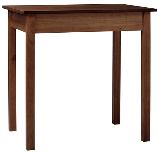Plain Communion Table - Walnut