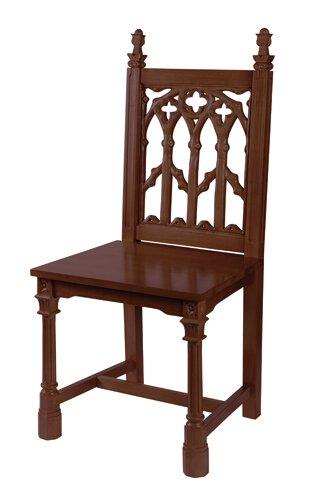 Canterbury Side Chair - Walnut