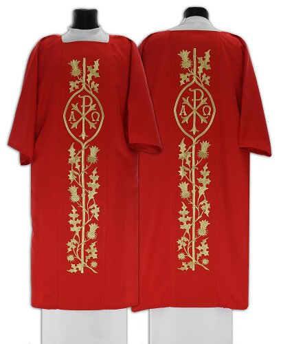 Chalice & Host Dalmatic - Set of 4 colors