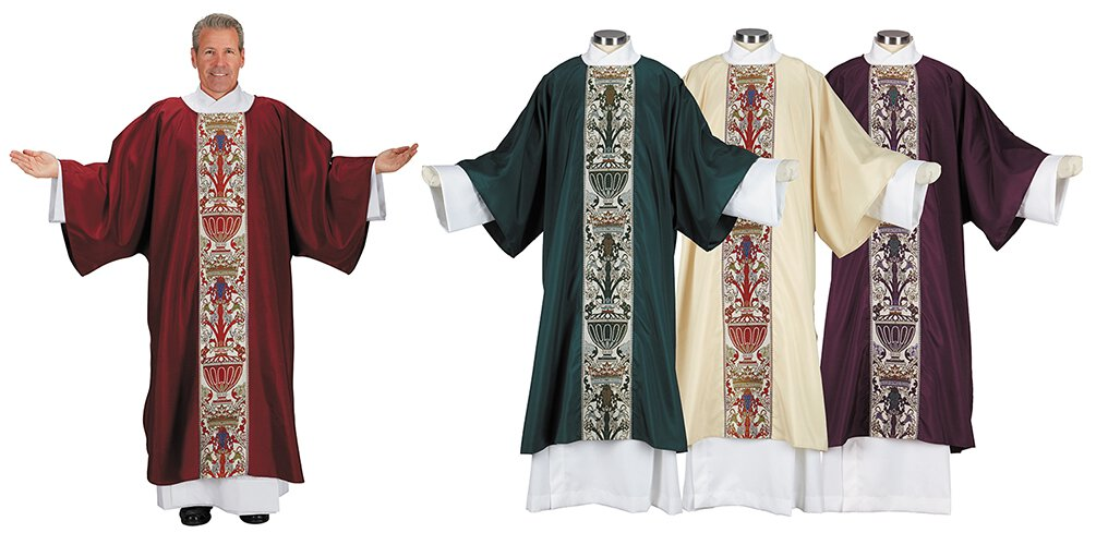 Coronation Dalmatic - Set of 4
