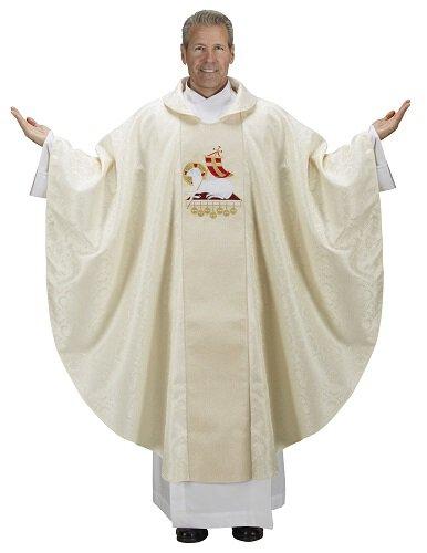 Agnus Dei Chasuble