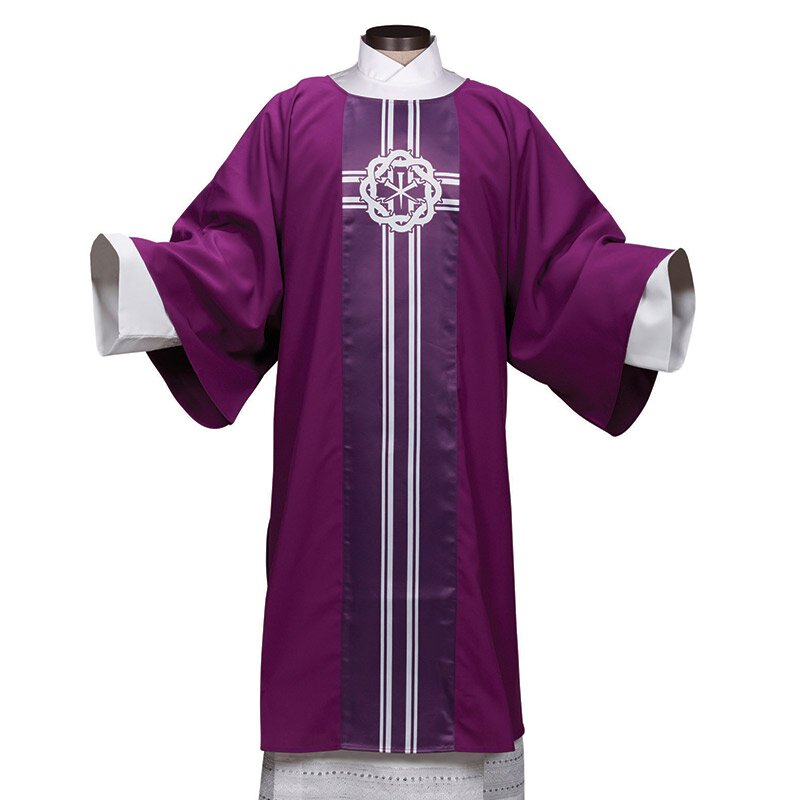 Lucia Collection Dalmatic - Crown of Thorns