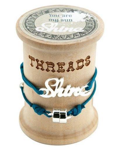 Threads String Bracelet Shine
