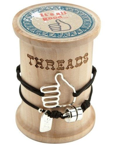 Threads String Bracelet Thumbs Up