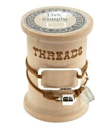 Threads String Bracelet Simply