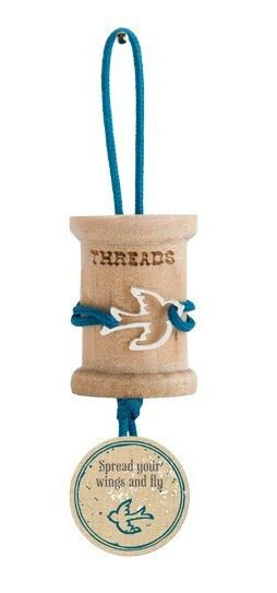 Threads String Ring Bird