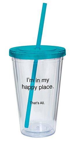 16oz Happy Place