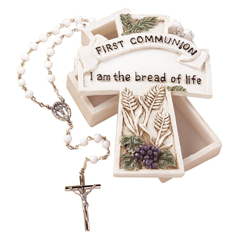 I Am the Bread of Life Two Piece Box