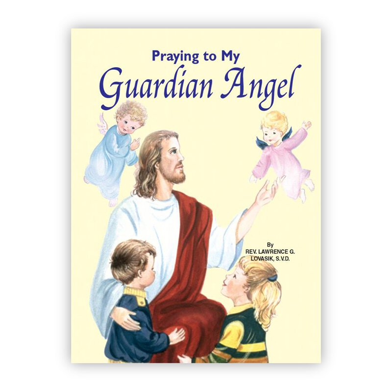 Praying to my Guardian Angel. Winkler, OFM