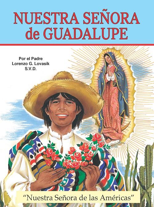 """Serie """"San Jose"""" de Libros en Laminas - Nuestra Senora de Guadalupe"""