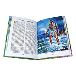 Biblia Ilustrada para Ninos Illustrated Children's Bible