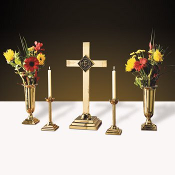 Altar Candlesticks - Set of 2