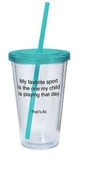 16oz My Favorite Sport
