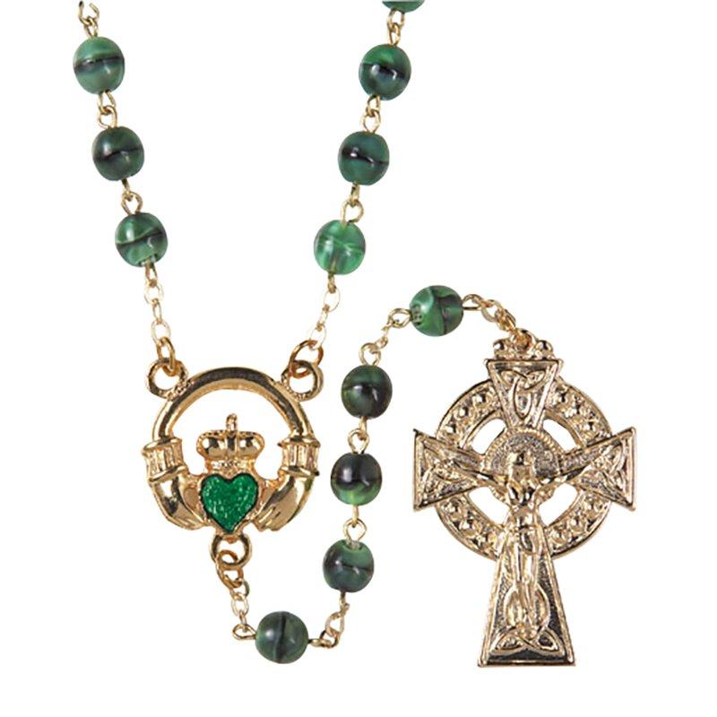 Irish Claddagh Rosary
