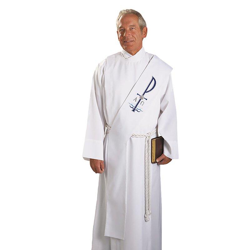Baptismal Deacon Stole