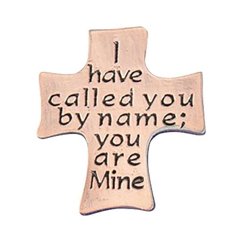 I Have Called You By Name Lapel Pin - 25/pk