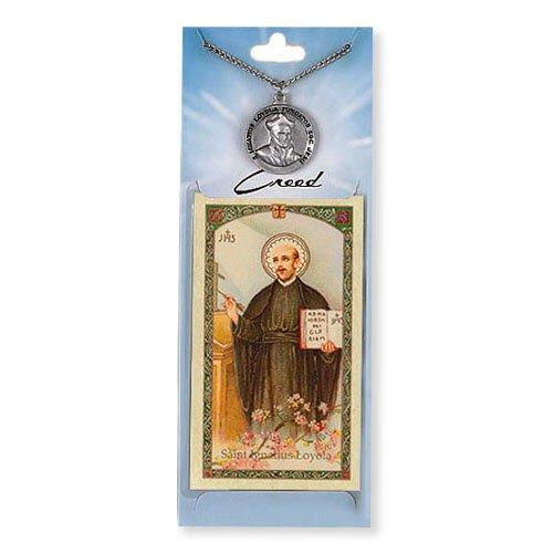 Mdl/card-St Ignatius Loyola