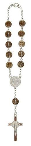 St Benedict One Decade Bracelet
