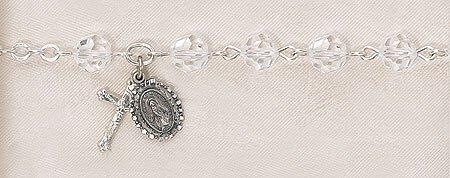 7mm Swarovski Crystal Bracelet