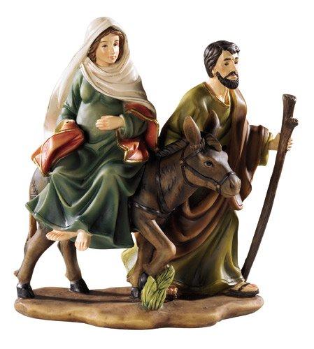 Journey to Bethlehem Statue