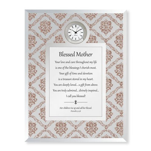 Blessed Mother - Proverbs 31:28 Tabletop