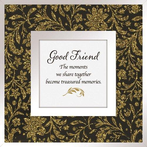 Framed Tabletop - Good Friend