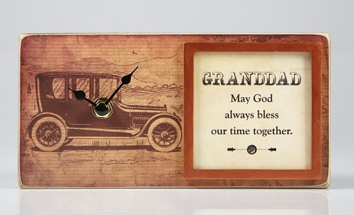Granddad Clock