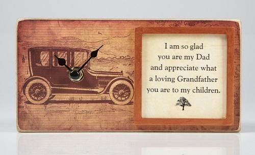 Dad / Grandfather Clock